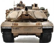 HENG LONG RC Tank s kouřem a zvuky 69cm M1A2 ABRAMS