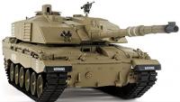 HENG LONG RC Tank s kouřem a zvuky  British Challenger 2  69cm 1:16 2.4 GHz