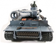 HENG LONG RC Tank s kouřem a zvuky TIGER I 1:16 39,5cm komplet v kovu (pásy, převody)