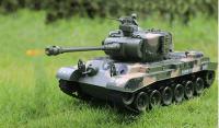 Tank M26 Camo