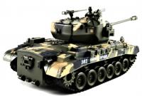 HENG LONG RC Tank Soft M26 Zelený