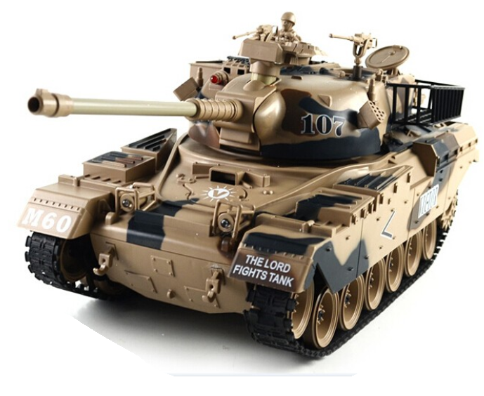 RC Tank M60