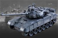 HENG LONG RC Tank T90 Šedý
