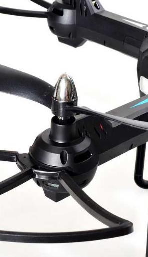 LiDi RC dron - L5 - Kryty vrtulí (4ks)