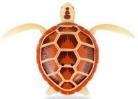RC Vodní robo želva, hnědá