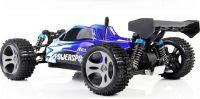 WL TOYS VORTEX BUGGY 959 1:18, 24,5cm, závodní čtyřkolka, modrá