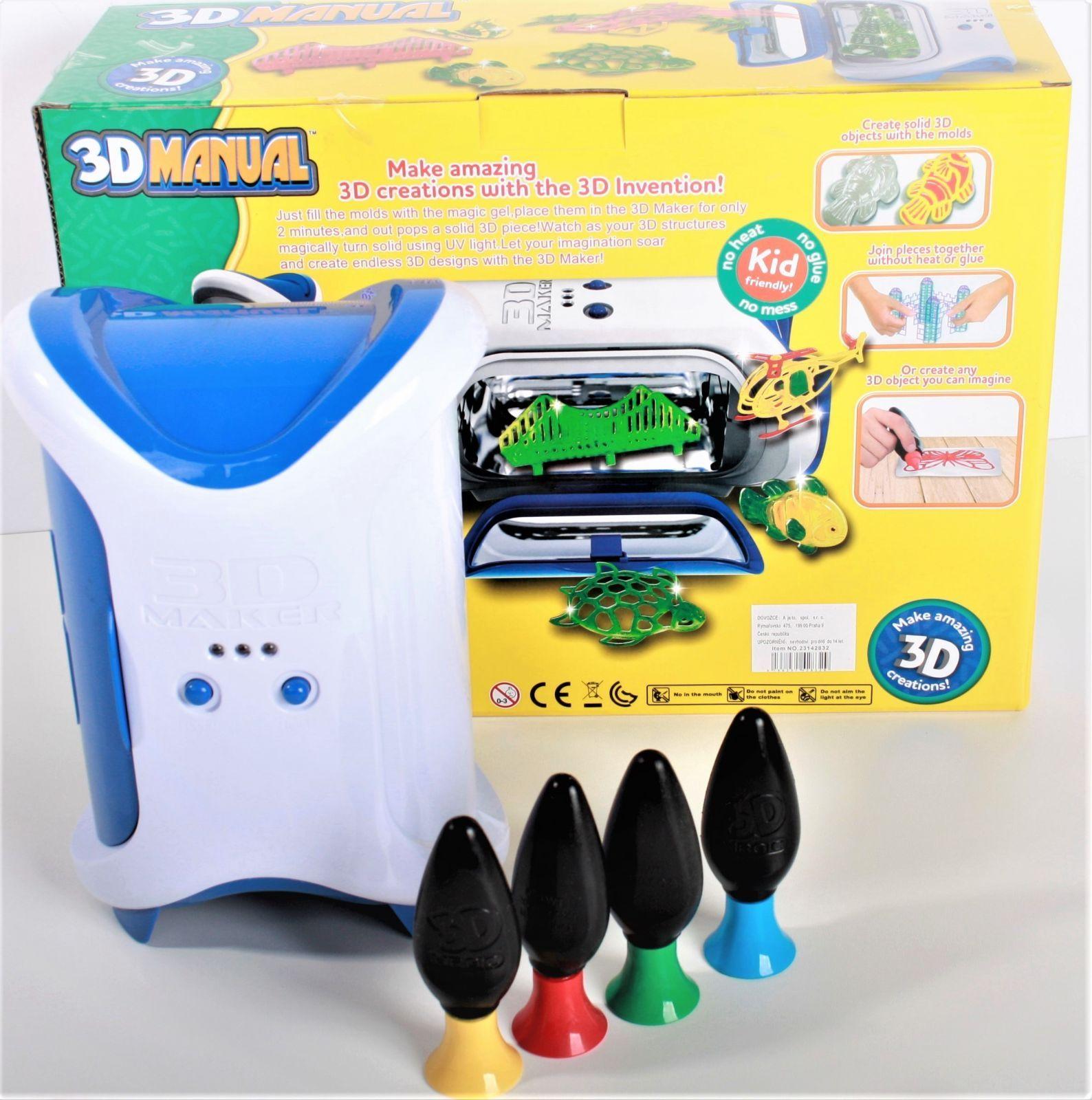 3D-Tiskárna