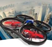 Dron Explorers 60,45 cm s TOP KAMEROU HD1080 a střídavými motory