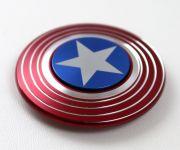 Fidget spinner - Kapitán Amerika