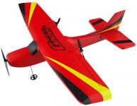 RC model letadlo Cessna 34cm 2.4GHz, červené