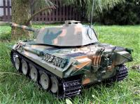 RC Tank 1/16 German Panther