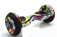 Hoverboard Off road s bluetooth reproduktorem a dálkovým ovladačem Grafity