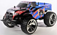 Big King-Run Offroad, Monster Truck 1:10, 42cm, excelentní v terénu, modrý