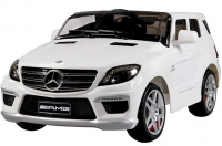Elektrické autíčko Mercedes-Benz ML63 AMG s dálkovým ovládáním