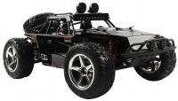 Nádherná Buggy Storm PRO Desert 45km/hod 4x4 41cm, která svítí a navíc s baterií navíc, černá