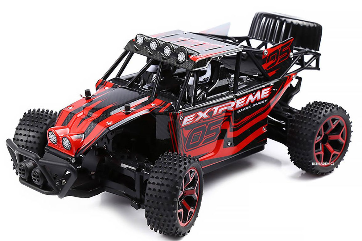 EXTREME SPEED MONSTER TRUGGY