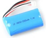 Baterie Li-ion 7.4V 2000mAh
