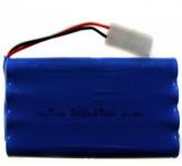 Baterie 9,6V 700 mAh Ni-Cd pro RC Modely Aut