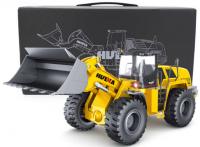 RC BULDOZER - exkluzivní profesionální celokovový 1:14 2,4 GHz 12ti kanálový kovový stroj v Topu!