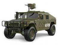 RC HUMMER - americké vojenské vozidlo se zvukovým a světelným systémem.
