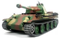 RC TANK German Panther Typ G, 1:16, BBS, ocelové doplňky, kouř. a zvuk. efekty, kamuflážní zelená