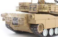 Kouřové efekty tanku M1A2 Abrams