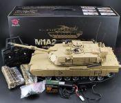 Tank M1A2 Abrams s příslušenstvím