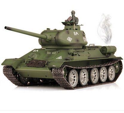 RC model T-34/85