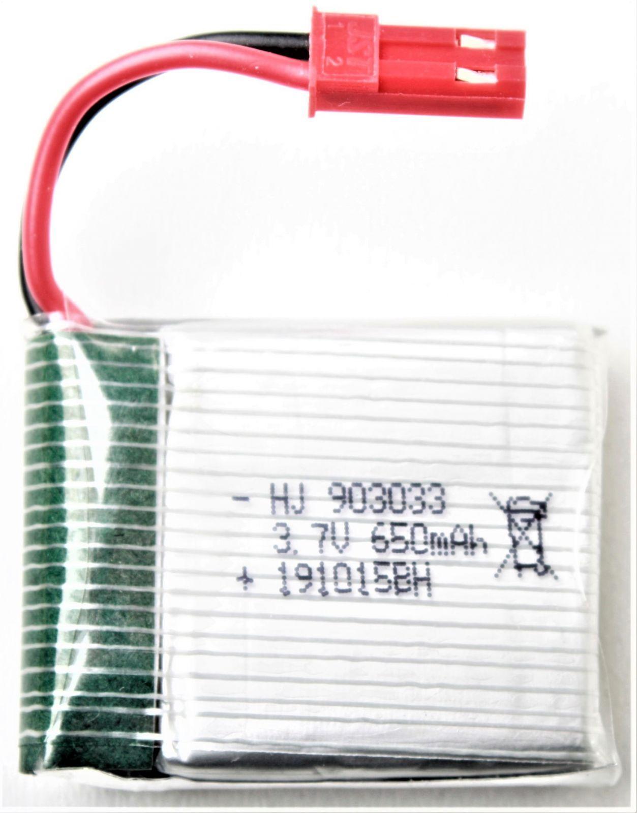 Baterie 650mAh 3.7V