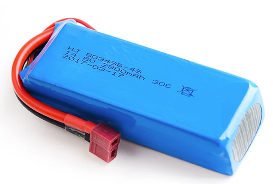 Baterie Li-Po 14,8V 2800mAh