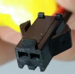 Baterie 6V 500mAh Ni-Cd pro RC Auta