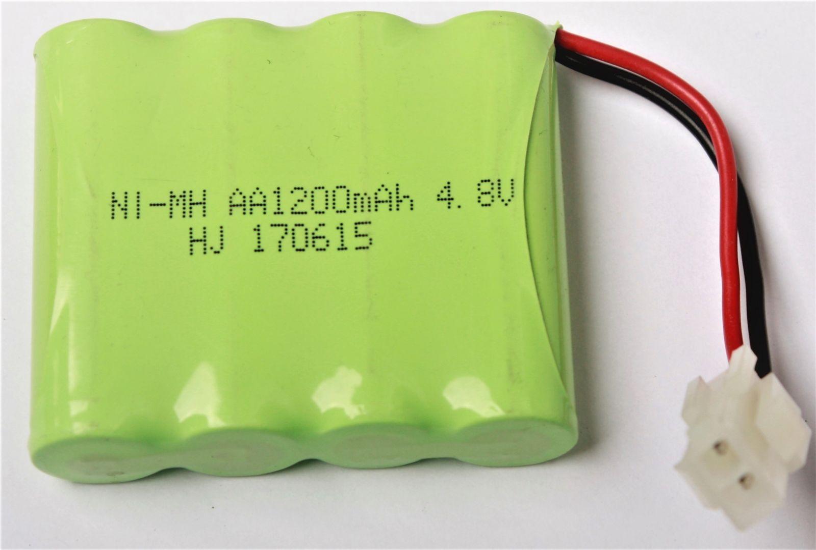 Baterie 4.8V 1200mAh