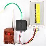 Eco Highway omezovač + měnič s DO pro modelovou řadu elektrokoloběžek: Exclusive II, BL a SL
