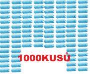 Respirační chirurgická rouška s certifikátem 1000kusů