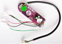 Elektronika řídítek pro modely elektrokoloběžek Xemio 250W a 350W