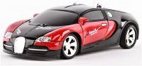 Bugatti Veyron 1:24 Black Red Style
