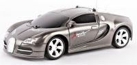 Bugatti Veyron 1:24 Dark Silver