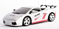 Licencovaný Model RC Automobilu Lamborghini 1:24 Century King Silver