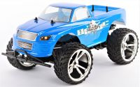 RC Monster Truck HARDBLUE Design Super Racing 1:10