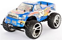 RC Monster Truck NITRO 33 Design Super Racing 1:10