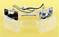 Brýle přední s LED diodami komplet pro XXL DRON L5