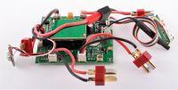 Základová deska s kompletními kabely a konektory pro XXL DRON L5