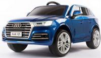 Audi Q5 model 2020, 2 motorové dětské elektrické autíčko