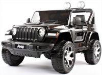 Jeep Wrangler Rubicon 4 motorové dětské elektrické autíčko
