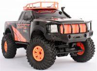 Pick Up Monster Orange silné a voděodolné auto do nejnáročnějšího terénu