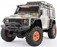 Crawler MAX TIGER 3 voděodolné auto do terénu