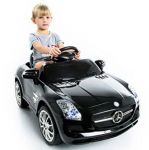 Mercedes SLS AMG, 2 motorové dětské elektrické autíčko