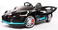 Bugatti Divo licencované dětské elektrické autíčko