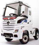 Mercedes Benz Actros, licencovaný dětský elektrický kamion