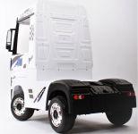 Mercedes Benz Actros, 4 motorový licencovaný dětský elektrický kamion OLTO